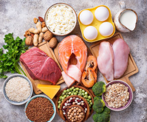 PROTEIN INTAKE AFTER WEIGHT LOSS SURGERY